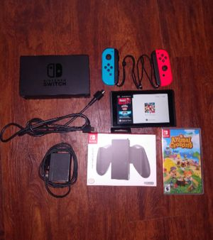 ‼️ NINTENDO SWITCH GAMER BUNDLE ‼️ for Sale in Baltimore, MD