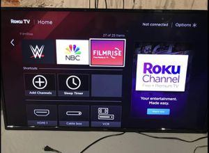 """55"""" smart Tv for Sale in Durham, NC"""