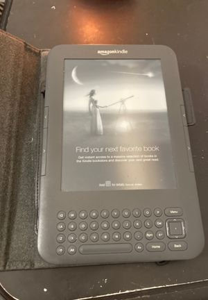 Kindle paper write for Sale in Castro Valley, CA