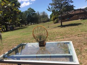 Outdoors basketball hoop for Sale in Plant City, FL