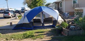 12 man ,family tent ...,,20 ft long,12 ft wide ,7 ft tall.....in Excellent shape...$130..obo for Sale in Denver, CO