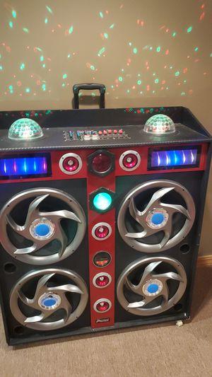 Performance technique speaker system. for Sale in Trenton, NJ