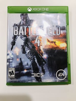 Battlefield 4 Xbox One for Sale in Los Angeles, CA