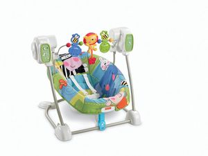 Fisher Price Space Saver Swing Seat for Sale in Vero Beach, FL