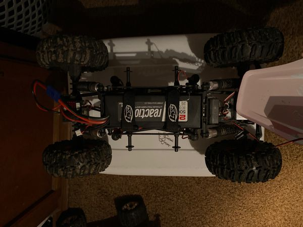 Losi Night crawler 2.0 RC Car