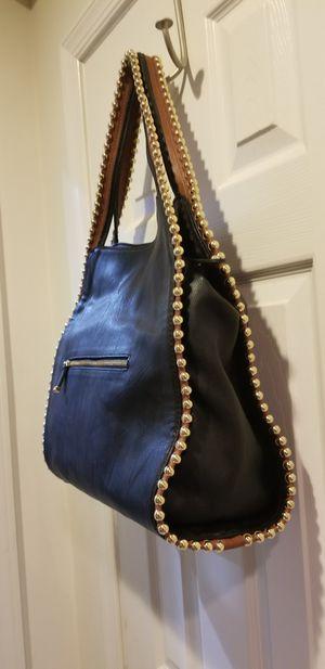 Black stone studded bag for Sale in Dumfries, VA