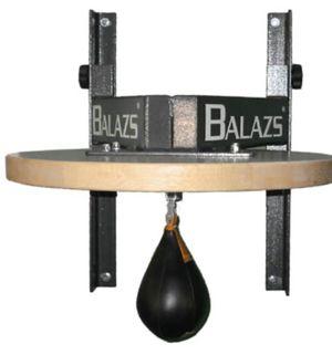 Speed bag platform (Balazs) for Sale in Orlando, FL
