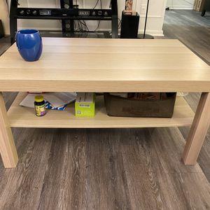 Coffee Table for Sale in Fairfax, VA