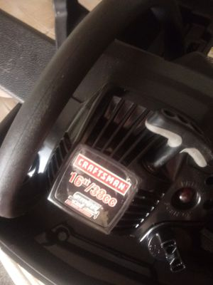 "16"" Craftsman Chainsaw for sale for Sale in Savannah, GA"