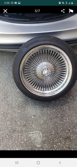 17 inch Dayton Wire Wheels for Sale in Fremont, CA