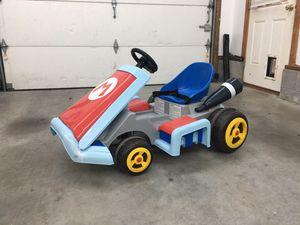 Nintendo motorized Mario Cart for Sale in Henrico, VA
