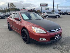 2007 Honda Accord Sdn for Sale in Tacoma, WA