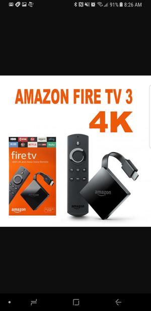 4k fire tv loaded for Sale in Philadelphia, PA