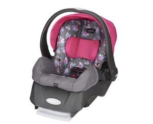 Evenflo embrace infant car seat. for Sale in Hastings, NE