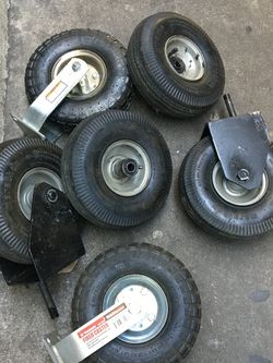 Wheels For Carts for Sale in San Jose,  CA