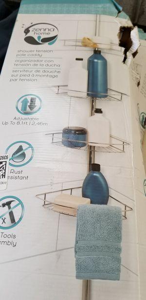 Zenna Home Shower Caddy for Sale in Smyrna, TN