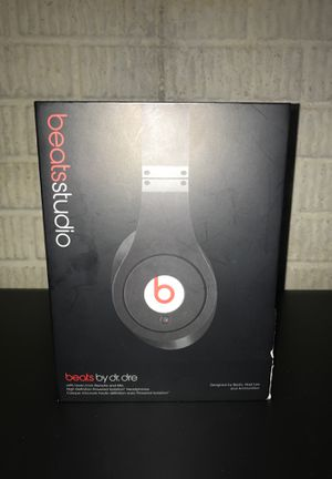 Dr. Dre Beats Studio 1 (Wired) for Sale in Grove City, OH