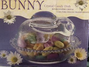 New Crystal Candy Dish for Sale in Frederick, MD