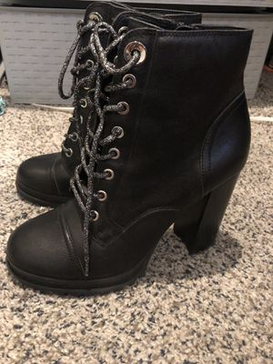 Boots with chunky heel from Aldo. for Sale in St. Louis, MO