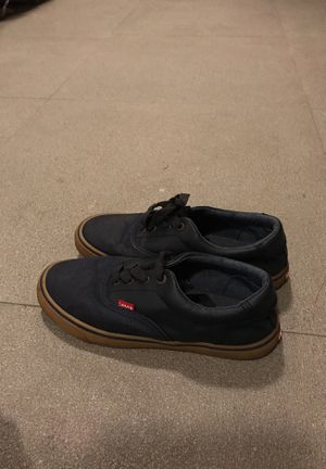 Levi's shoes size 6 1/2 for Sale in South Brunswick Township, NJ