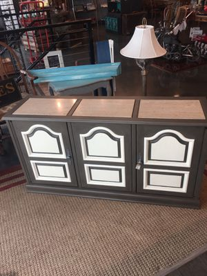 Console table with marble tops for Sale in Tampa, FL