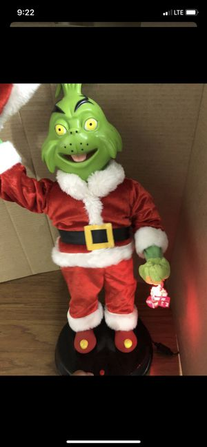 The grinch animated/dancing for Sale in Torrance, CA