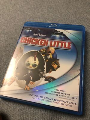 Chicken Little blu-ray for Sale in Mission Viejo, CA