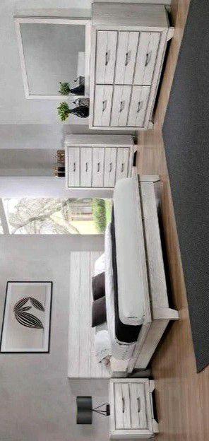 White Sands Platform Bedroom Set for Sale in Silver Spring, MD