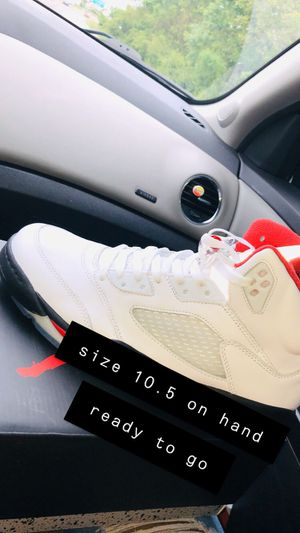 Jordan 5 fire red for Sale in St. Louis, MO