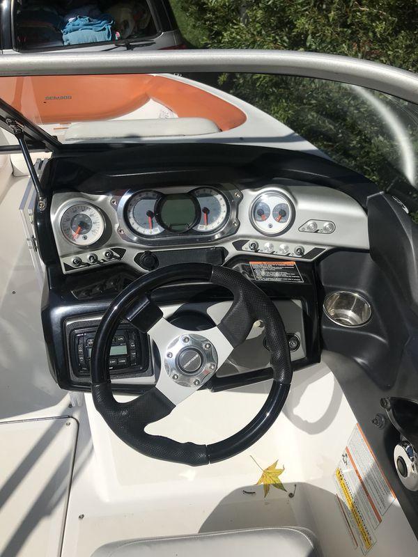 SeaDoo 210 Challenger