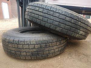 2 brand new tires for Sale in Lake Elsinore, CA