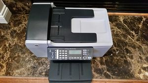 HP OFFICE JET 5610V MULTIFUNCTION PRINTER. COPIER, FAX, SCANNER WITH AUTOMATIC DOCUMENT FEEDER for Sale in Leesburg, VA