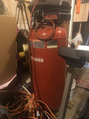 Air Compressor Craftsman 6HP 60GAL - DELIVERY AVAILABLE / ENTREGA DISPONIBLE for Sale in Denver, CO