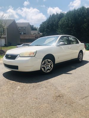 2007 Chevrolet Malibu for Sale in Stonecrest, GA