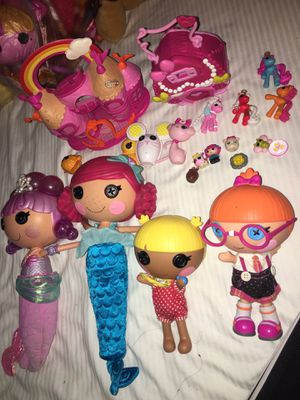 Lalaloopsy Toys Used for Sale in Tijuana, MX