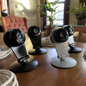 Nest Dropcam Pro (x3) and Dropcam (x1) - LIKE NEW for Sale in Manchester, CT