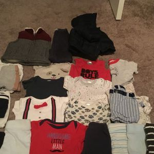 Baby Boy 3-6 Month Clothes for Sale in Woodstock, GA