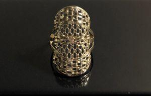 Filigree 10k gold ring for Sale in San Mateo, CA