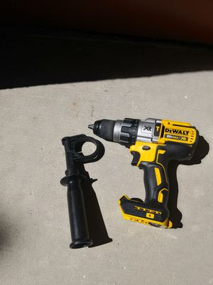 Dewalt hammer drill xr for Sale in North Las Vegas, NV