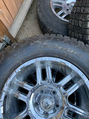 All TERRAIN TIRES FOR SALE for Sale in Long Beach, CA