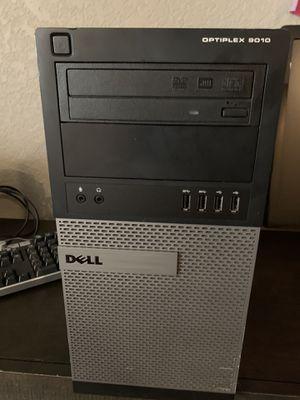 Dell OptiPlex 9010 minitower Intel i5-3570 upto 3.8ghz for Sale in Glendale, AZ