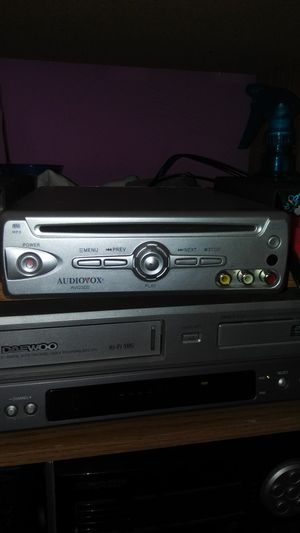 Audiovox DVD mp3 player for Sale in Pueblo, CO