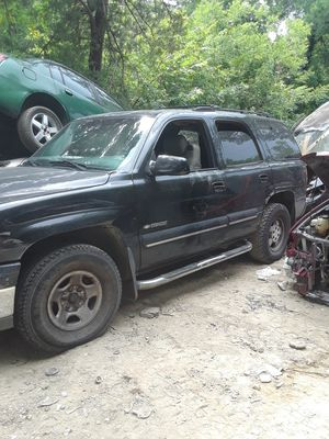 Tahoe 2002 parts truck sold for Sale in Dallas, TX