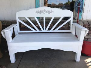 Porch bench for Sale in Fresno, CA