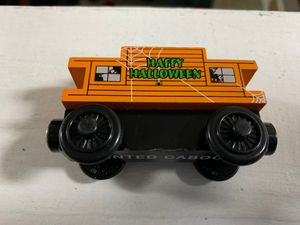 Haunted Caboose Halloween Thomas the Train car for Sale in Little Rock, AR