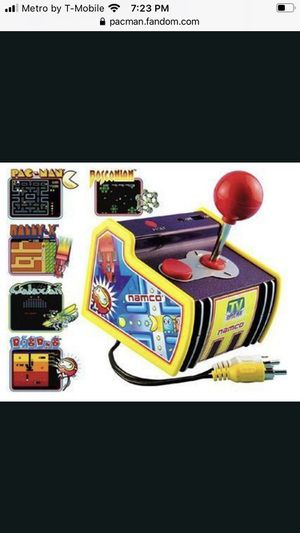 Jakks Pacific Namco Plug N Play Console for Sale in Portland, OR