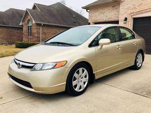 2008 Honda Civic LX for Sale in Baton Rouge, LA