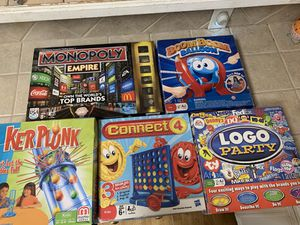 Board games etc. for Sale in Houston, TX