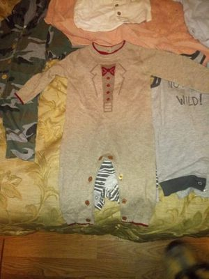0 to 6 months toddlers baby boy brand new clothes for Sale in West Monroe, LA