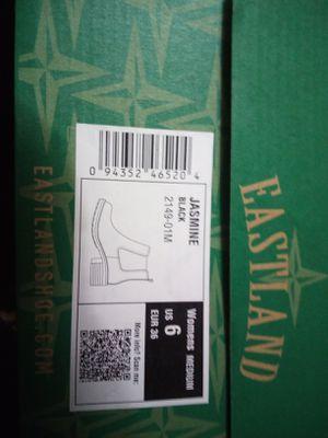 Eastland Jasmine black boots for Sale in Denver, CO